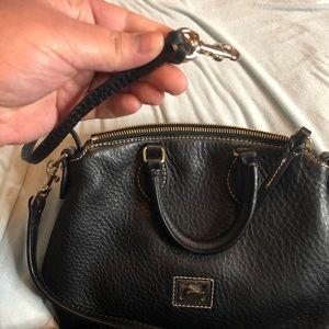 Dooney & Bourke Bags - Dooney and Bourke Leather Satchel